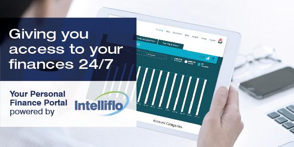 Intelliflo Client Portal